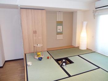 神戸市 S様邸 茶室リフォーム
