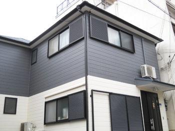 神戸市 O様邸 外壁・屋根リフォーム