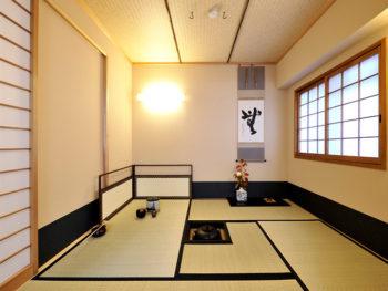 大阪市 N様邸 茶室リフォーム