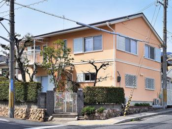神戸市 M様邸 外壁・屋根リフォーム