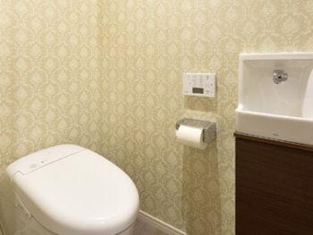 芦屋市 N様邸 トイレ&全面リノベーション