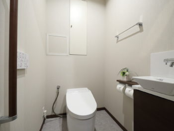 神戸市 O様邸 トイレ&マンション フルリノベーション