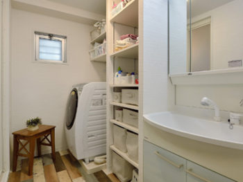 神戸市 I様邸 洗面室&マンションリノベーション