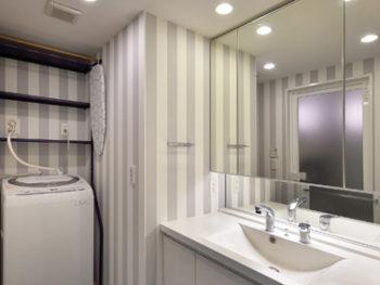 神戸市 F様邸 洗面室&マンションリノベーション
