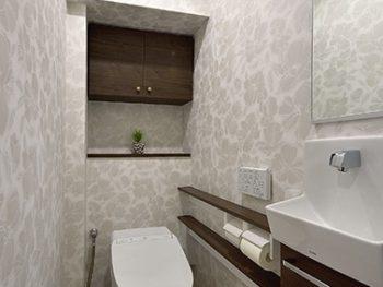 神戸市 N様邸 トイレ&マンション フルリノベーション