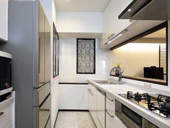 神戸市 N様邸 キッチン&マンション フルリノベーション