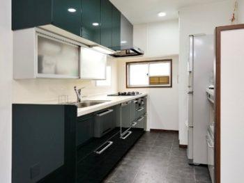神戸市 M様邸 キッチン&マンション リノベーション
