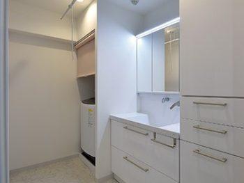 神戸市 K様邸 洗面室&マンション フルリノベーション