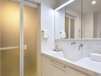 神戸市 A様邸 洗面室&マンション リノベーション