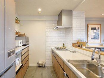 神戸市 K様邸 キッチン&マンション フルリノベーション