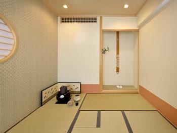 神戸市 I様邸 茶室・洗面所