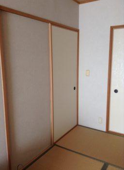 リフォーム前の和室写真その2
