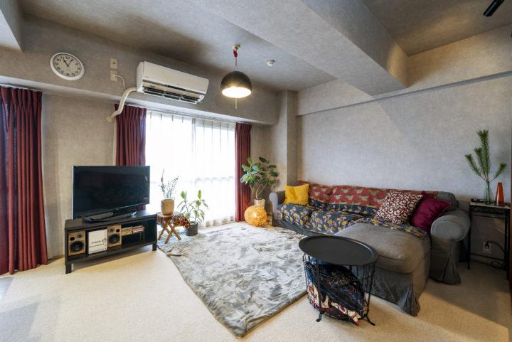神戸市H邸の改修後写真